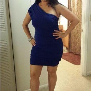 Women's blue dress size large